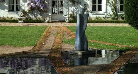 aménagement allées jardin