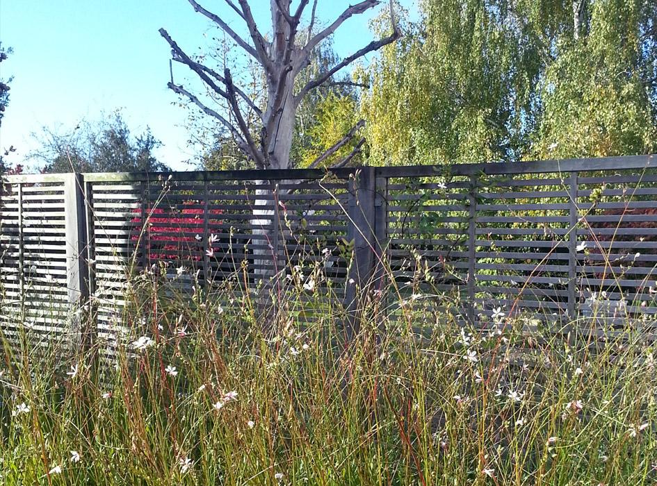 Aménagement paysager le bois - Les Mains de Jardin